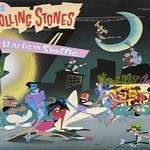 "ROLLING STONES HARLEM SHUFFLE 12"" MAXI-SINGLE 45RPM VINYL"