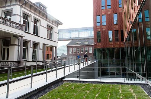 Stadscampus: nieuwbouw Edith Stein