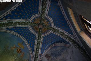 [URBEX]Abandoned Frescos