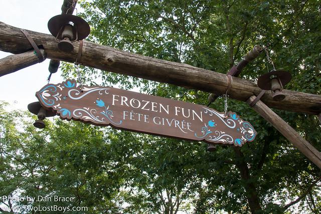 Frozen Fun