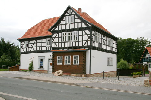 Wechmar, Thuringia, Germany