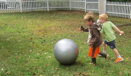 1 - the big ball