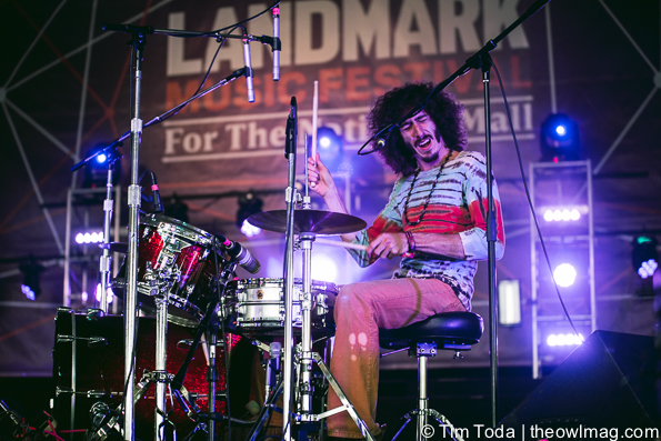 The London Souls @ Landmark Music Festival-2