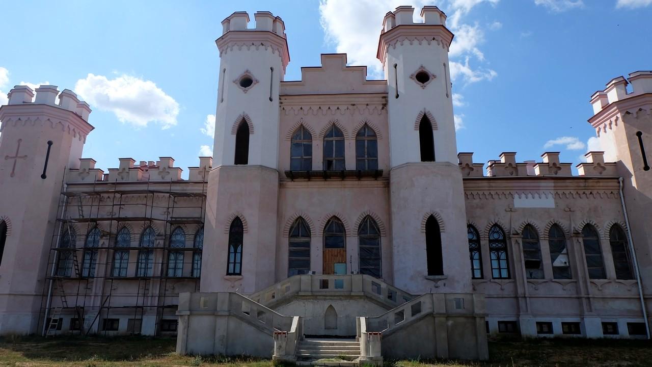 Дворец Пусловских, Коссово, Беларусь