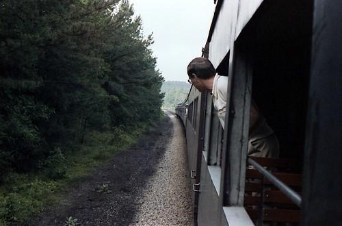 Norfolk Southern Steam Excursion Train / P1983-0605a069-14