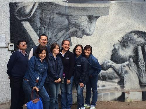 Amadeus Volunteer Day 2015 Perú