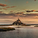 Mont Saint Michel by Village9991