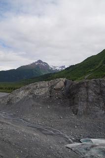 063 Bij Exit Glacier
