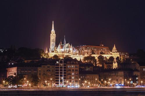 Halászbástya és Mátyás Templom, Budapest