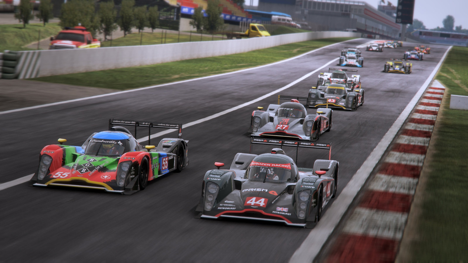 Project CARS Aston Martin Track ExpansionAston Expansion 1