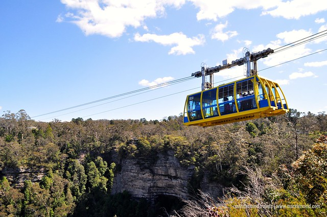 Scenic Skyway at Scenic World