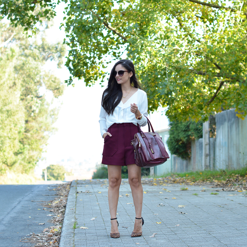 Zara_ootd_outfit_shorts_burdeos_pepe moll_05