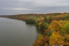 Fall at Eagle Cliff