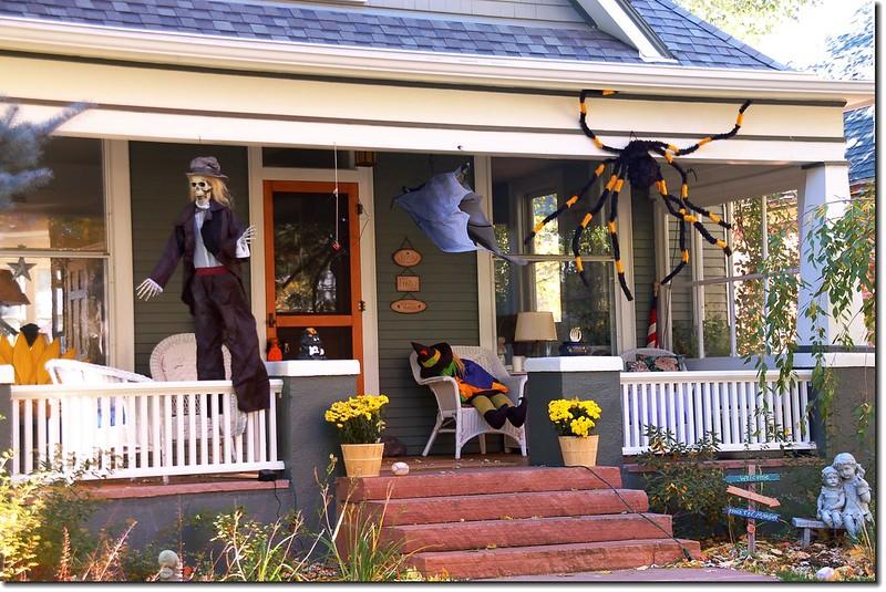 Halloween 家庭布置 3