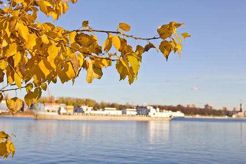 Переменная облачность и до 17 градусов тепла ожидается в столичном регионе 18 октября