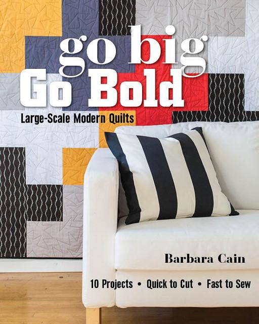 Go Big, Go Bold Book Cover