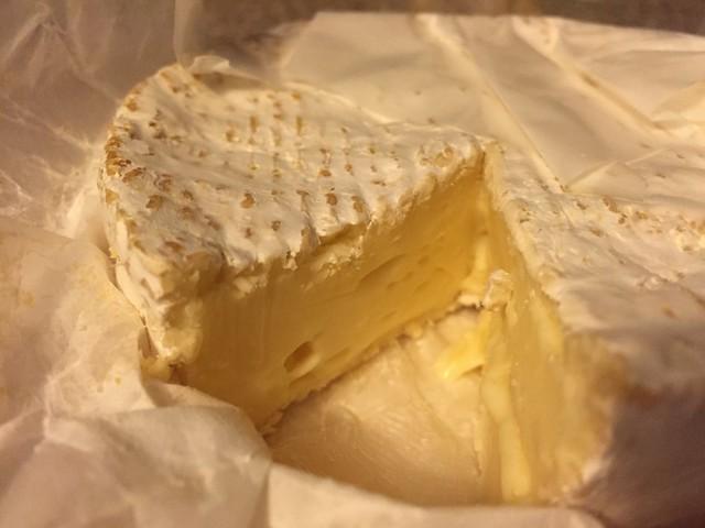 Camembert Le Pommier