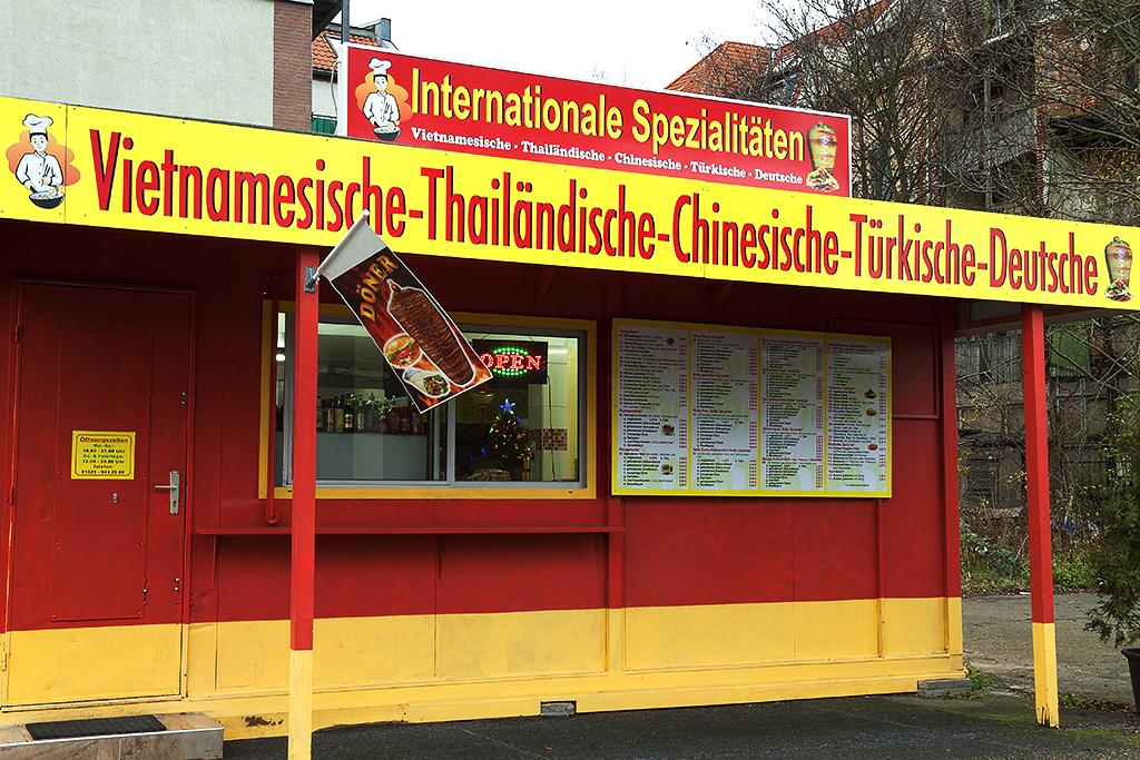 Vietnamesische Thailandische Chinesische Turkische Deutsche--Leipzig