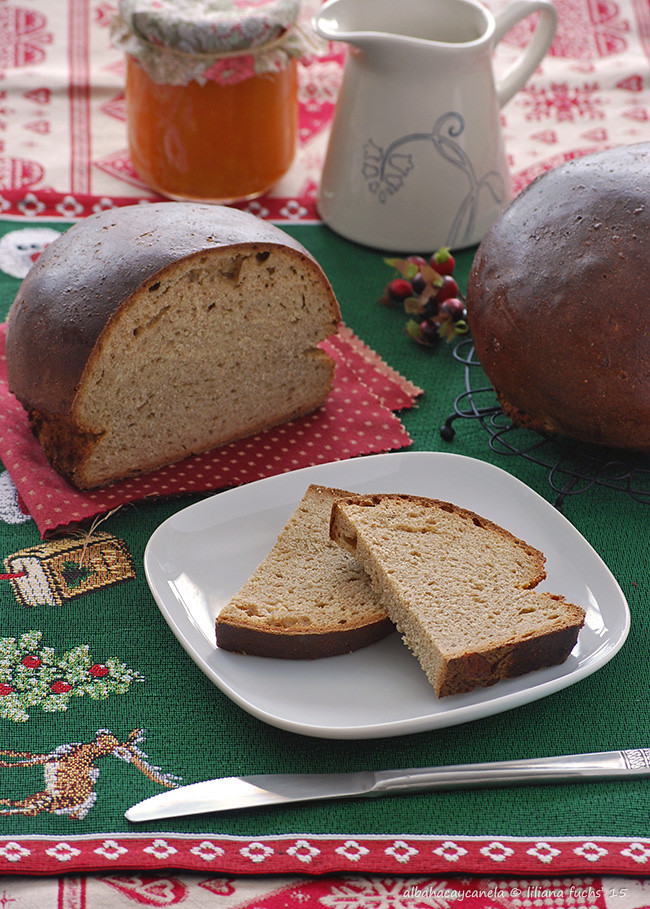 Joululimppu - Finnish Christmas  bread
