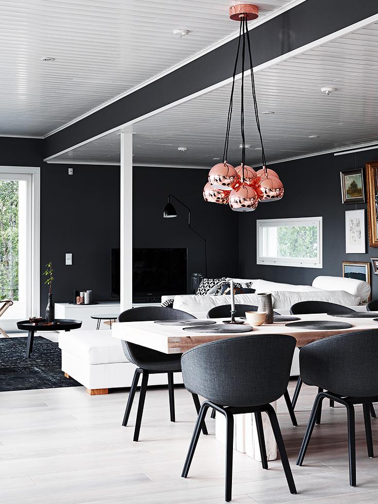 Eclectic Scandinavian Home Design Photos, Ideas and Inspiration