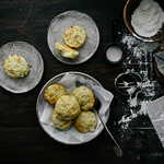 rosemary and garlic butter biscuits