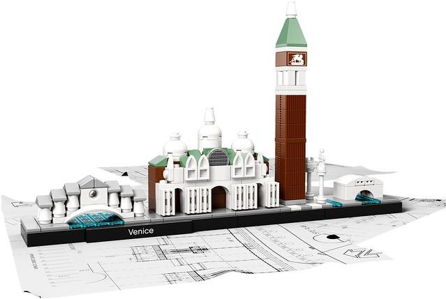 LEGO Architecture 2016   21026 - Venice