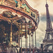 Paris, Eiffel by Luc Mercelis