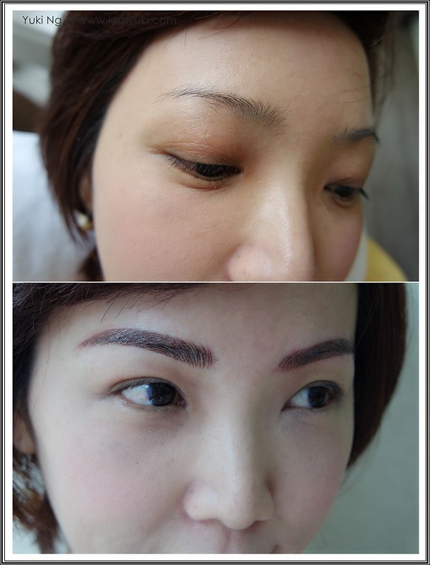 Yuki Ng Beauty Recipe Nano Korean Eyebrow Embroidery002