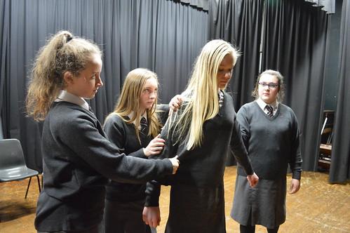 Anti-bullying performance