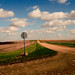 Iowa, the Long View by Toby Dickens