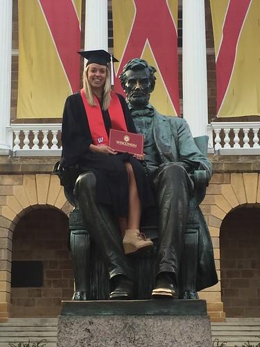 Kelsey Graduation from UW