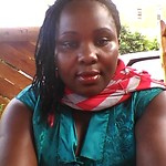 Olivia Komutegeki, of the Uganda People's Defence Force (UPDF)
