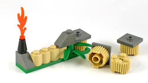 LEGO Ninjago 70747 Boulder Blaster 02
