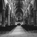 Lincoln Cathedral aisle