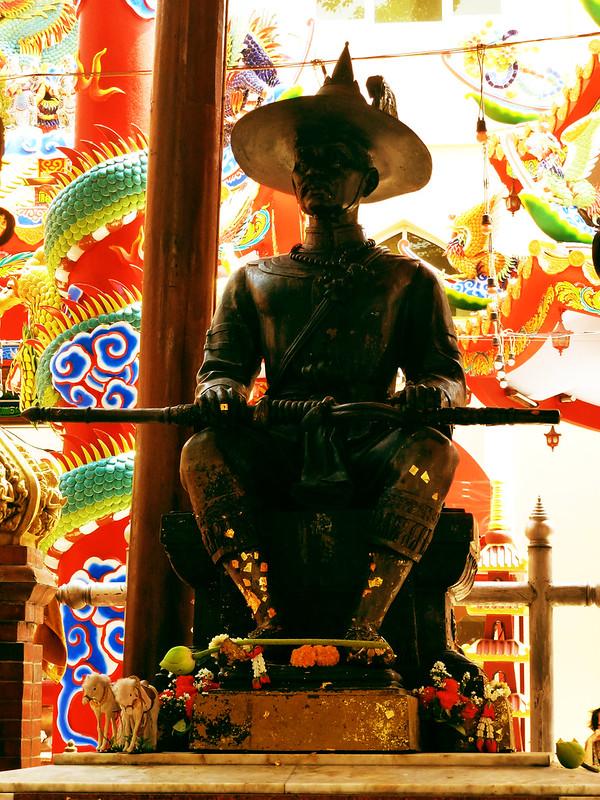 7 - Dans la jungle de Bangkok - 16 - Wat Intharawihan