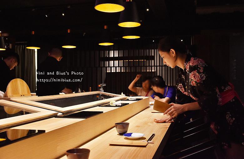 台中江戶前握壽司一貫入魂精誠日式料理10