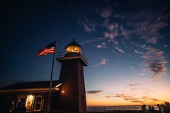 Lighthouses don't go running all over an island looking for boats to save; they just stand there shining. #andrejosselin #visitcalifornia #airberlin #insidecali