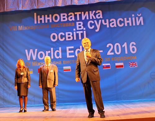 Восьмий міжнародний форум-презентація «Інноватика в сучасній освіті - 2016»