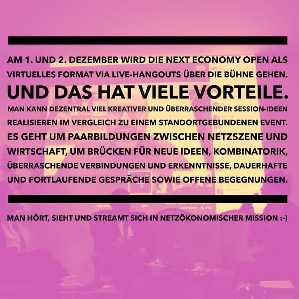 Zur Konzept-Idee der Next Economy Open #NEOx16 https://nexteconomyopen.wordpress.com/2016/11/03/next-economy-open-mit-satelliten-in-berlin-bonn-dortmund-und-koeln-neo16x/