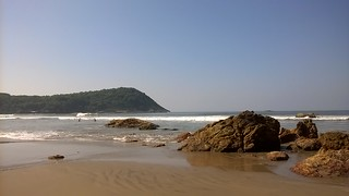 Image of Kudle Beach.