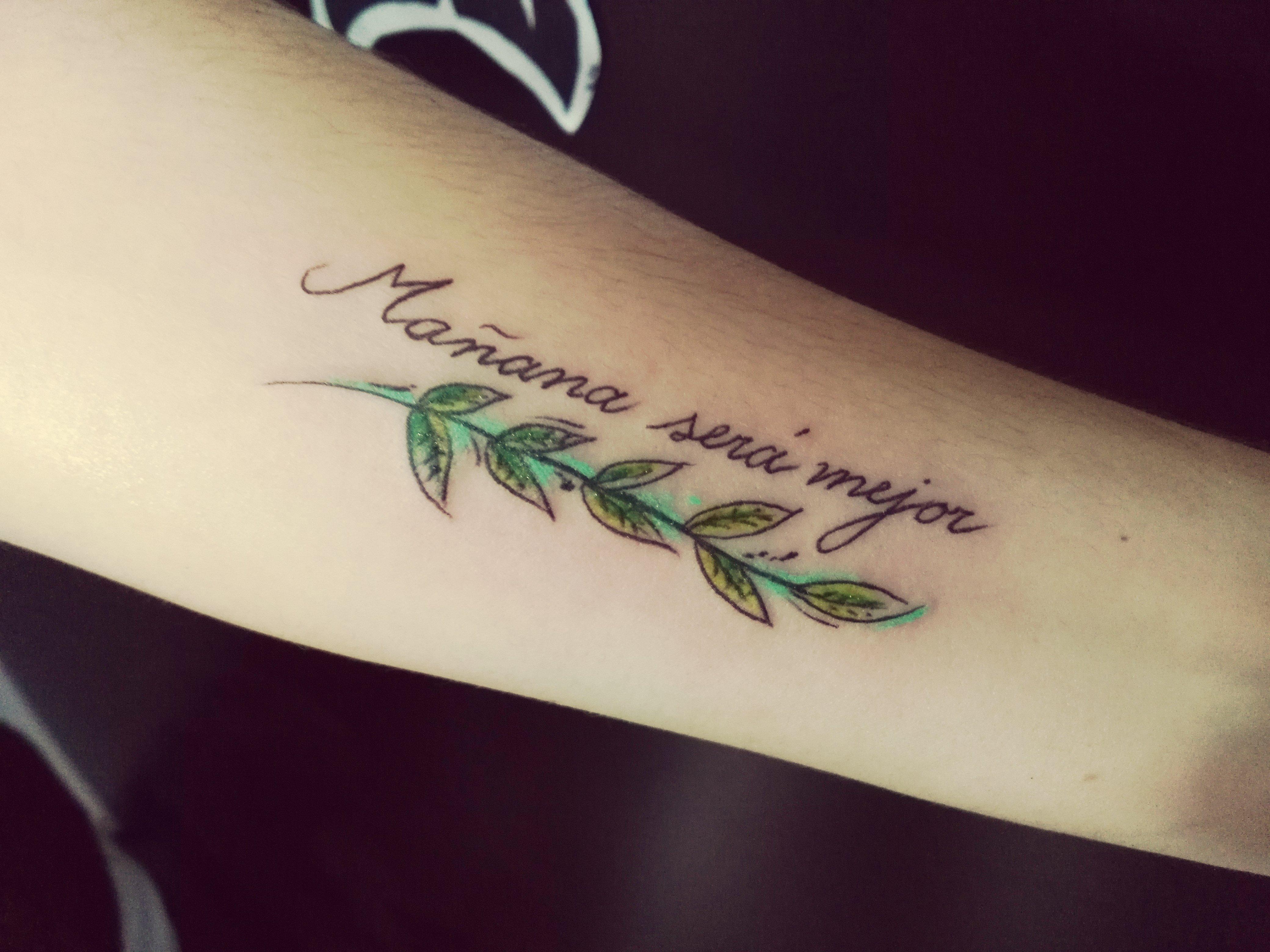 Mi primer tatto :)