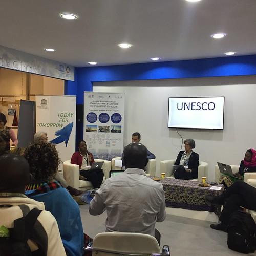 07 November, COP22, Marrakech