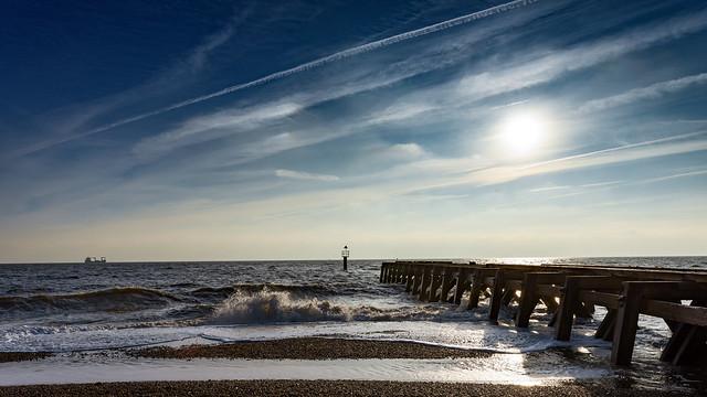 Landguard Point, Suffolk, Nikon D810, AF-S Nikkor 16-35mm f/4G ED VR
