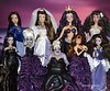 Full Collection Vanessa and Ursula Dolls - Disney Store