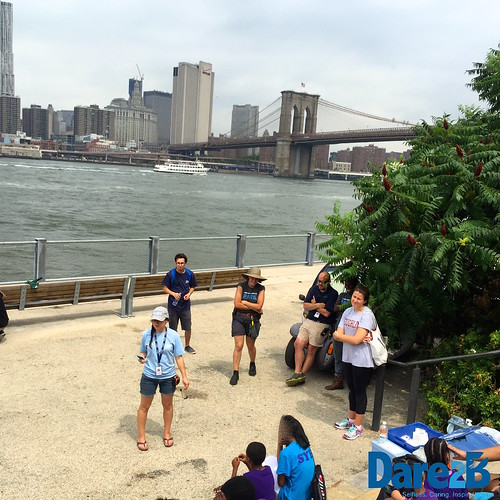 2015 Dare2B at BBP - New York