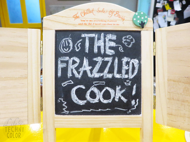 Frazzled Cook