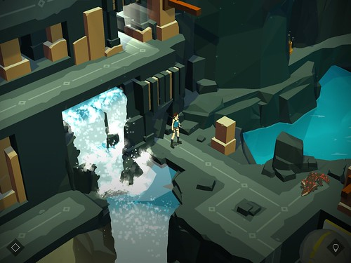 Lara Croft GO Apple Ipad Air 10