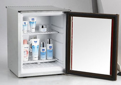 Make-up fridges are a growing popular trend in whitegoods