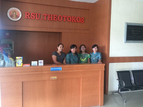 OCMC News - Help Continue the Work of the Church in Indonesia through Healthcare