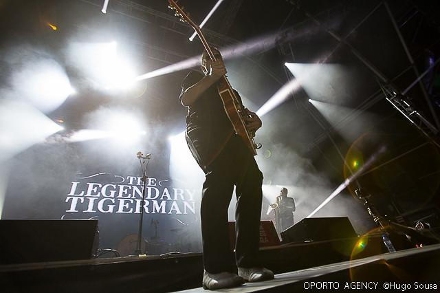 The Legendary Tigerman - Vodafone Paredes de Coura '15